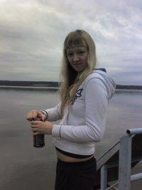 Настя Терехина, 3 февраля 1991, Пермь, id23530212